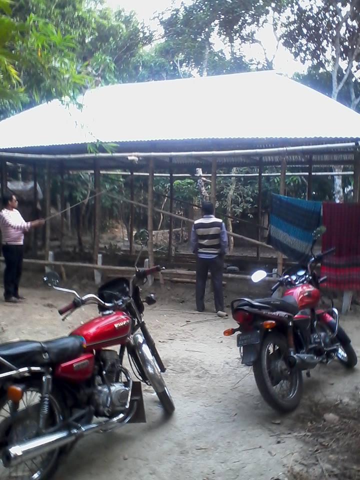 Neueröffnung der Vorschule in Kayogram